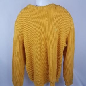 Chaps cotton sweater